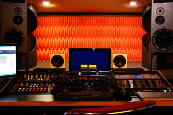 Twin Mastering Suites